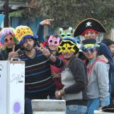 Selfie Booth at Happy Streets