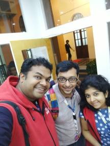 Setu Digital Team at NFAI